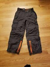 Gap Boys Gray Snow Pants, Sz M (8)