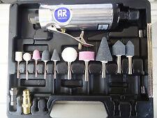 Mini amoladora recta 20000 r.p.m. kit con accesorios en maletin