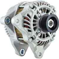 New Alternator for 1.4L Fiat 500 12 13 2012 2013 68070539AA 2 Clock 105 Amp Internal Fan Type CW Rotation 12V 11599 RL070593AA 101210-1650