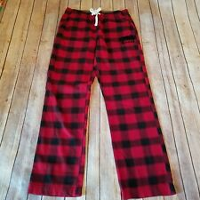 Southern Tide Womens Cotton Flannel Sleeping//Lounge pants Juniper Green NWT