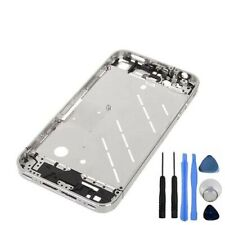MidFrame Middle Frame Bezel Plate Silver Housing Chassis Plate For iPhone 4