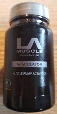 LA Muscle Vasculator Trial - 21 Caps-NEUF scellé-Muscle Pompe activateur