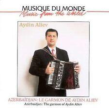 NEW - Azerbaidjan: The Garmon of Aydin Azerbaidjan by Aliev, Aydin
