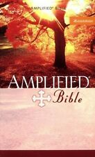 AMPLIFIED THE HOLY BIBLE (Paperback) by Zondervan