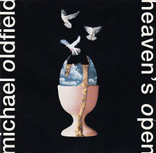 MIKE OLDFIELD : HEAVEN'S OPEN / CD
