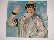 JOAN BAEZ -Blowin' Away- LP
