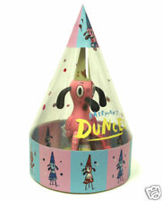 "GARY BASEMAN DUNCES * FIB * 12"" INCH VINYL ART FIGURE Very Rare! LOWBROW"