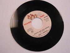 Ann Morton Onions And Love Affairs/Blueberry Hill 45 RPM Prairie Dust Records