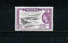 NIGERIA 1958 VICTORIA HARBOUR  MNH