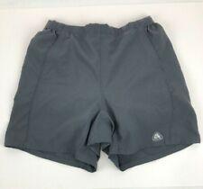 Nike ACG Womens Gray Medium Padded Biking Shorts