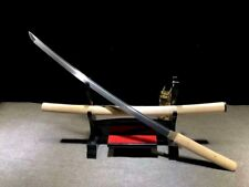 High Quality Japanese Samurai Sword Razor Sharp HRC60 Folded Steel Katana Saber