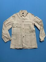 DEADSTOCK s50's 60's Chore Jacket By IT's A RINGER Size Small 36 VINTAGE