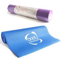 Yoga Mat Non Slip Exercise Pilates Gym Physio Fitness Aerobic Turbo Trainer Mat