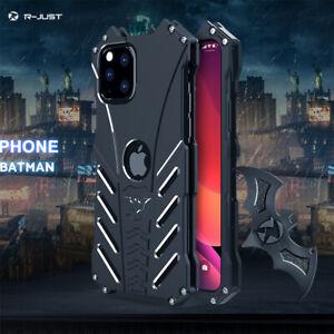 Tough Guy Light Metal Shockproof Bumper Holder Case For iPhone 6 7 8 X 11 12 13