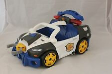 Fisher-Price Rescue Heroes Light and Sound Police Car