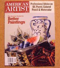American Artist Magazine May 2008 Joe Remillard Nicolas Poussin Jimmy Sanders