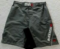 MMA Grappling UFC Boxing Thai Mens Cage Fight Kick Mens  L Trunks by MRX (C9011)