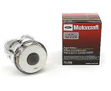 Ford Motorcraft FD4596 Fuel Filter Element 7.3 Turbo Diesel NEW Genuine OEM