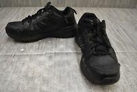 New Balance 608v5 (MX608AB5) Athletic Shoe - Men's Size 9.5 2E - Black