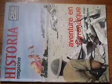 $$x Revue Historia 2e GM N°27 Aventure en Cyrenaique  Royal Navy  Stuka  Superma