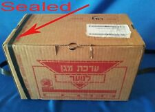 Youth Gas Mask Size 3 New Sealed Box Israeli IDF Civilian Seald Filter & D Tube