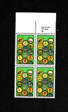 SCOTT # 2251 Girl Scouts Anniversary United States Stamps MNH - Zip Block of 4