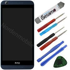 HTC Desire 626G Dual Sim Komplettes LCD Display Touchscreen Blau + Rahmen