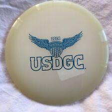 New Innova pre-embossed 2014 Usdgc Cfr Glow Champion Teebird3, 175g