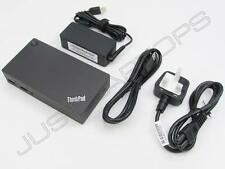 NUOVO Lenovo Thinkpad T540p T440p USB 3.0 Ultra Docking Station replicatore di porte