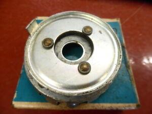 1955 1956 1957 1958 1959 CHEVY TRUCK  HORN CONTACT BUTTON INSULATOR CONNECTOR