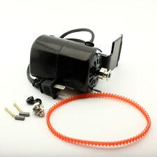 Alphasew High Speed Home Sewing Machine Motor, L-Bracket 110 Volt, 150W, 9000RPM