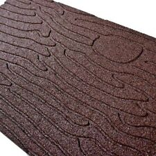 More details for durable wood effect stepping stone eco friendly garden stepping stone non-toxic