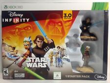 XBox 360 Disney Infinity Star Wars 3.0 Edition Action Game Starter Pack 2005 533