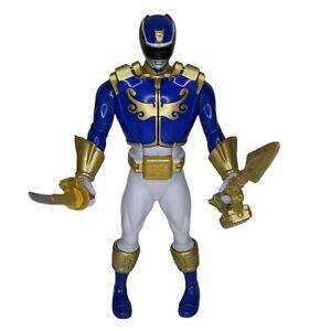 Power Rangers Megaforce Ultra Mode Blue Action Figure Rare Bandai Netflix
