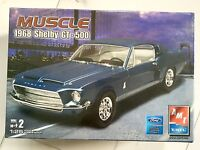 AMT 1/25 MUSCLE CAR SERIES 1968 FORD SHELBY GT-500 CAR MODEL KIT # 31766 F/S