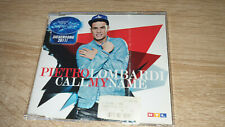 Pietro Lombardi - Call My Name - 2 Tracks Maxi CD - Sehr Gut
