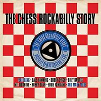 Various Artists - Chess Rockabilly Story / Various [New CD] UK - Import