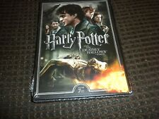 Harry Potter and the Deathly Hallows Part 2 (DVD, 2016, 2-Disc)
