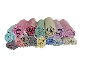 Turkish Peshtemal Towel 100% Cotton for Beach Bath Spa Yoga Gym Pool