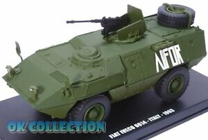 1:43 Military Model FIAT IVECO 6614 (Italy 1993) _ DeAgostini (34)