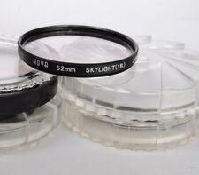 Hoya 52mm Skylight (1B) Filter (Sold Separately)