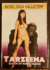 Tarzeena: Jiggle in the Jungle (DVD, 2013) New & Sealed, *Retro Exploitation*