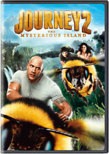 Journey 2: The Mysterious Island [New DVD] Full Frame, UV/HD Digital Copy, Sub