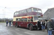 PHOTO  READING TRANSPORT BUS NO 4 MRD 147  AT MACS CAFÉ PADWORTH BACON BUTTY RAL