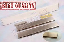 OPEL ASTRA J 2010-2015 Stainless Steel Door Sill Guard Cover Scuff Protectors