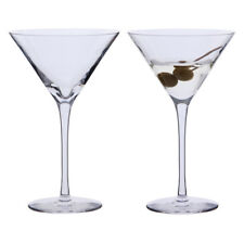 Dartington Crystal Bar Excellence Martini Glass (Pair)
