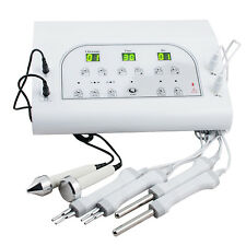 USA BIO Microcurrent Facial Electrotherapy Beauty Care Ultrasound Machine bid