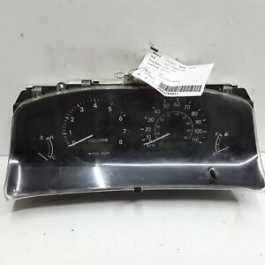 00 01 02 Chevrolet Prizm mph speedometer with tachometer OEM 79,711 Miles