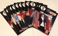 ONE DIRECTION 2013 Panini TAKE ME HOME Complete 13 Card CHASE Set
