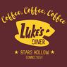 LUKE'S DINER T-shirt gilmore girls coffee stars hollow unisex ladies men tank